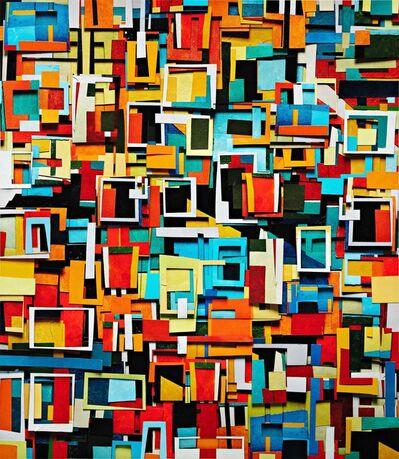 Vik Muniz, 'Surfaces: Vidigal 2 ', 2020