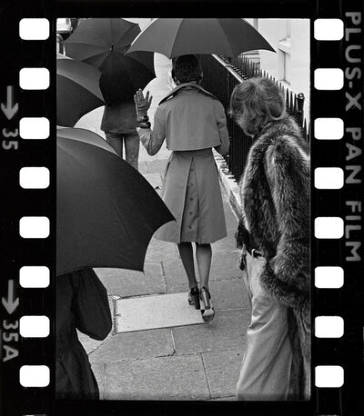 Jim Lee, 'Umbrella / Goodbye / 1974', 1974