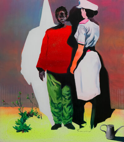 Marlon Amaro, 'A cor que me persegue', 2020