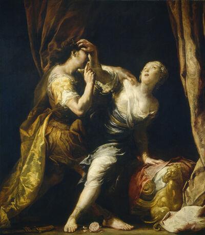 Giuseppe Maria Crespi, 'Tarquin and Lucretia', ca. 1695/1700