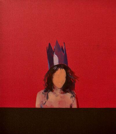 Bartholomew Beal, 'Hyacinth Girl (Study I)', 2015