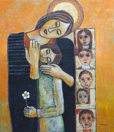 Nabil Anani, 'Holy Family', 2016