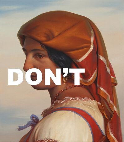 Shawn Huckins, 'Chiaruccia: Don't', 2020