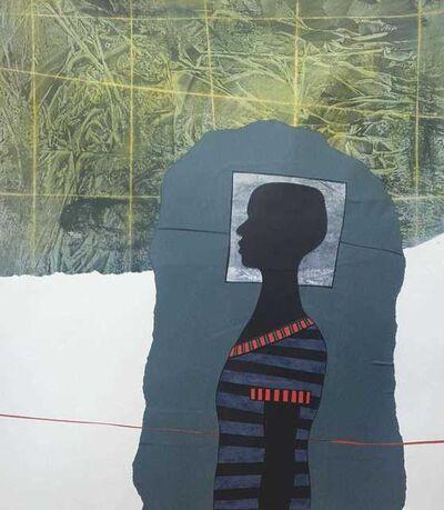 David Thuku, 'Untiteld III (Temporary Niche)', 2019