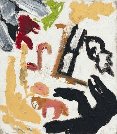"""Don Van Vliet, '""""Crow Dance a Panther""""', 1988"""