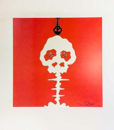 Takashi Murakami, 'Red - Time (Time Bokan)', 2011