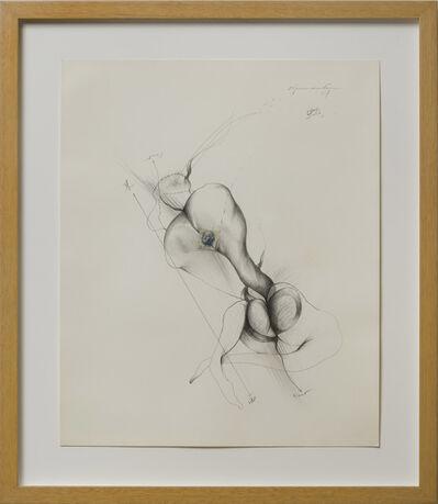 Matsumi Kanemitsu, 'Untitled (East-West)', 1967