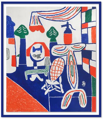 Soeren Behncke, 'Le Dôme Café (Paper version)', 2018