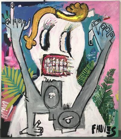 John Paul Fauves, 'Hola Betty', 2018