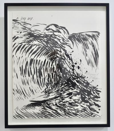 Raymond Pettibon, 'Untitled (A Day Boy)', 2003