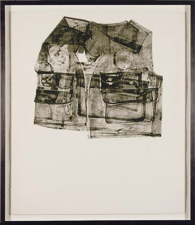 Betty Goodwin, 'Vest for Beuys', 1972