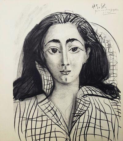 Pablo Picasso, 'Jacqueline', 1964