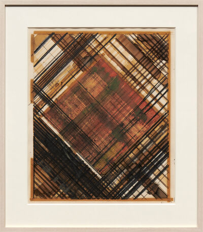 Ed Moses, 'Untitled Drawing', 1974