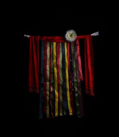 Mayumi Lake, 'Static Threads #141053', 2014