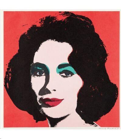 Andy Warhol, 'Liz (Feldman & Schellmann II.7)', 1964