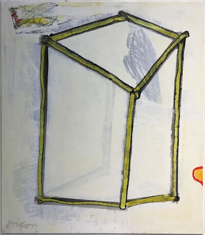 Tom E. Dixon, 'yellow box', 2016