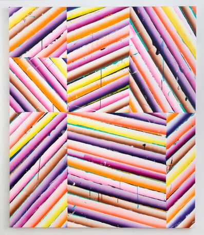 Nathan Green, 'Sheetrock Slip / Strike (SB12C)', 2016