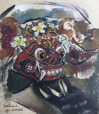Maurice Sterne, 'Mask', ca. 1914