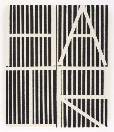 John Phillip Abbott, 'Hair', 2015