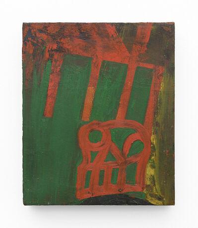 Chris Martin, 'Untitled', 1987-1988