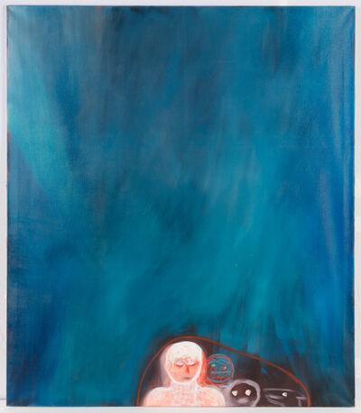 Miriam Cahn, 'schützen, 25.06 + 14.07.2013', 2013