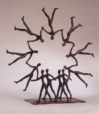 Tolla Inbar, 'Circle of Life', 2005