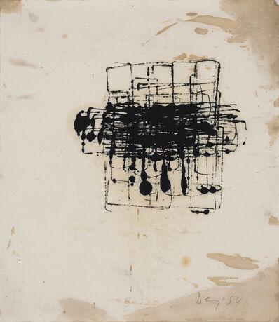 Robyn Denny (b. 1930), '1A (6/4)', 1954