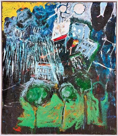 Mario Schifano, 'Untitled', 1989