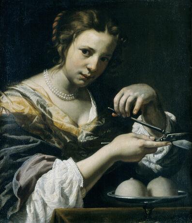 Lorenzo Lippi, 'Saint Agatha', 1638