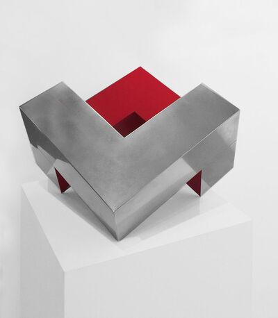 Arno Kortschot, '2L Red', 2017