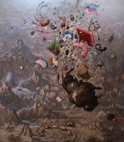 Scott Greene, 'Deep State', 2015
