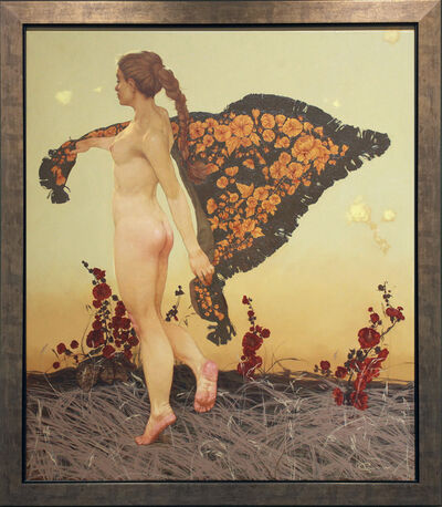 Artem Rogowoi, 'The Shawl of Autumn', 2017