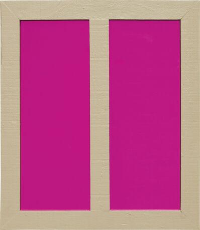 Ugo Rondinone, 'Clockwork for Oracles - Pink', 2002