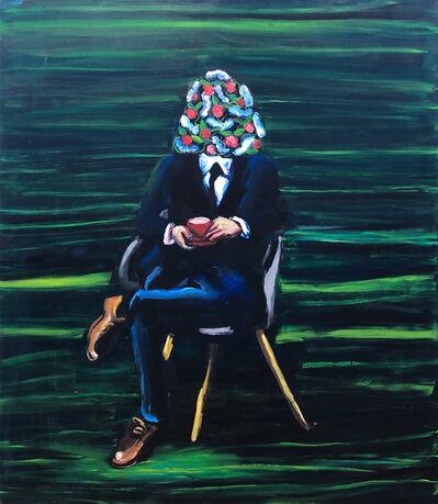Yassine Balbzioui, 'Flower Coffee and Cigarette', 2019