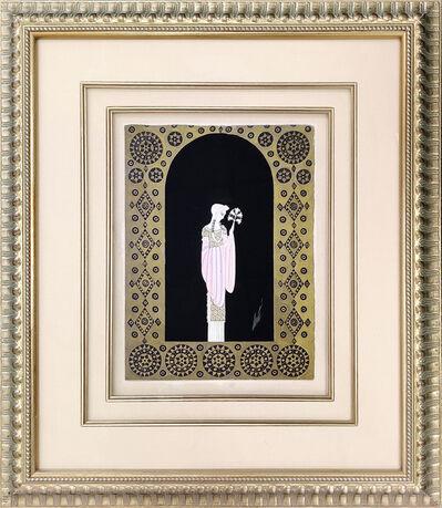 Erté (Romain de Tirtoff), 'LA PRINCESSE LOINTAINE: LES FEMMES DE MILISSINDE', 1929