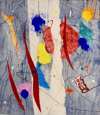 Sam Francis, 'Untitled (SFM83-353)', 1983