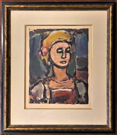 Georges Rouault, 'Margot, from the Divertissement Series', 1943
