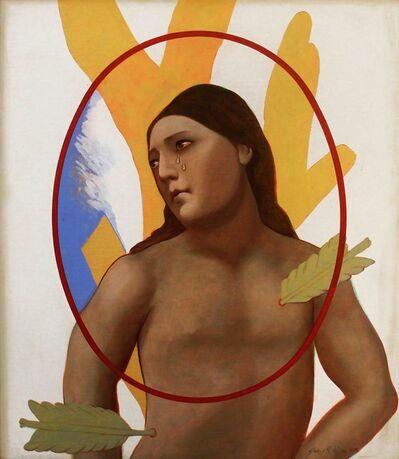 Glauco Rodrigues, 'São Sebastião de Bagé', 1982
