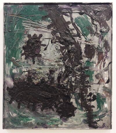 Gunter Damisch, 'Weltenwege', 1991