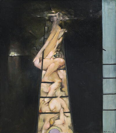 Dorothea Tanning, 'To Climb a Ladder', 1987