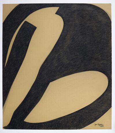 Jan Yoors, 'Jan Yoors, Charcoal Drawing G-49.8, USA, 1975', 1975