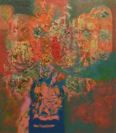 Ralph Wickiser, 'Bouquet', 1960