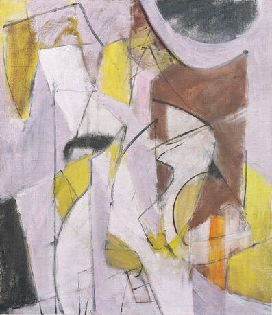 John Little, 'Moon Passage', 1951