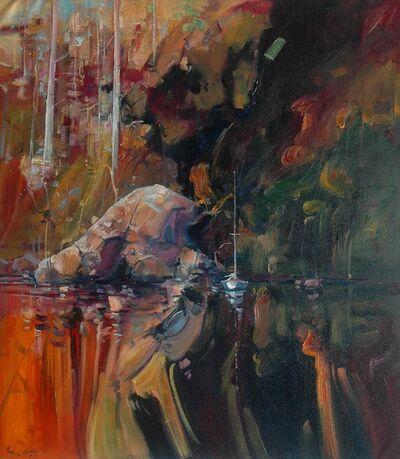 Ken Strong, 'Deep Water', 2014