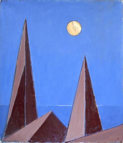 Paul Resika, 'Blue Night', 2017