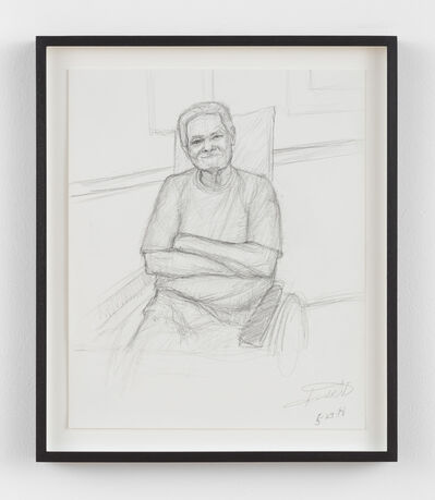Arcmanoro Niles, 'Dad', 2018