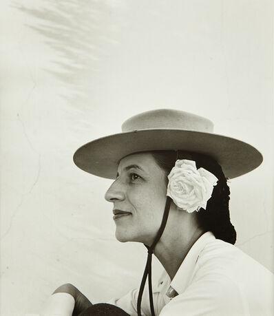 Louise Dahl-Wolfe, 'Diana Vreeland', 1942
