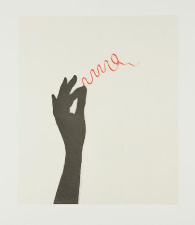 Markus Raetz, 'Flourish', 2001