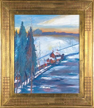 Joseph Barrett, 'Towering Pines'