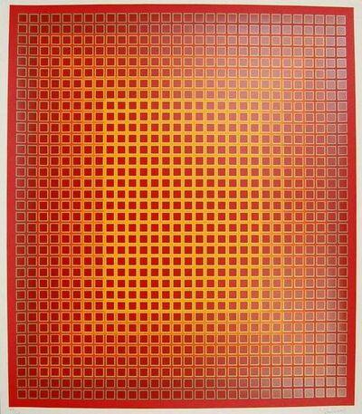 Julian Stanczak, 'Sequential Chroma', 1978